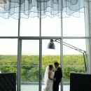 Photo Of Rooftop Wedding Reception - Above Weddings