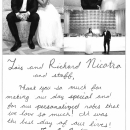 wedding photo testimonial