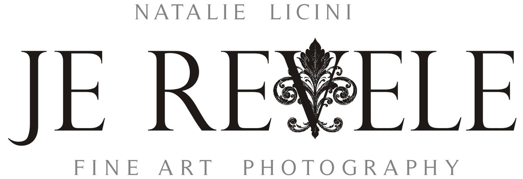 Je Revele Fine Art Photography Logo