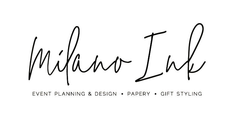 The logo of Milano Ink