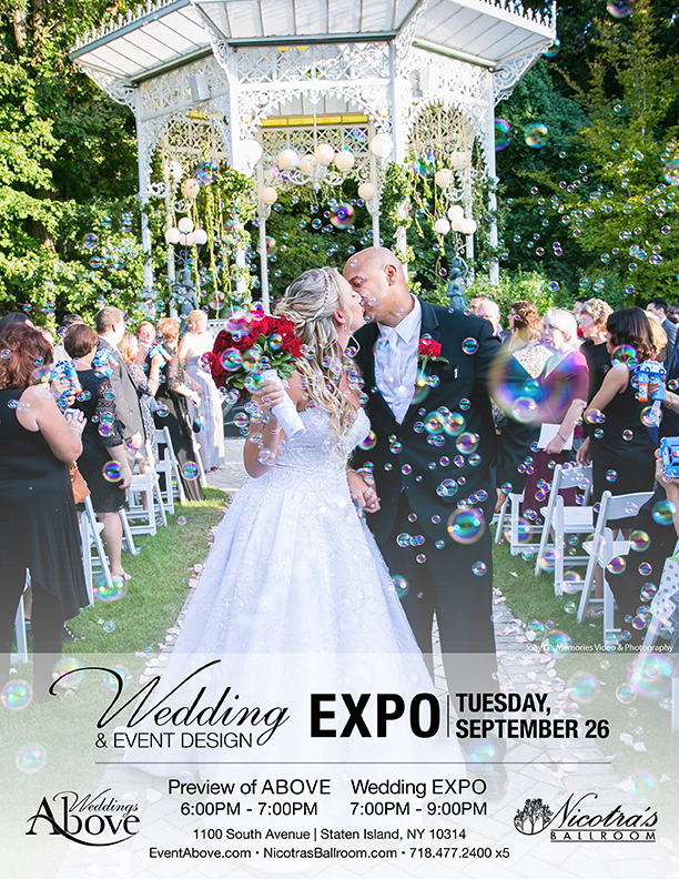 Wedding Design Expo Sept 26 2017 - Above Weddings