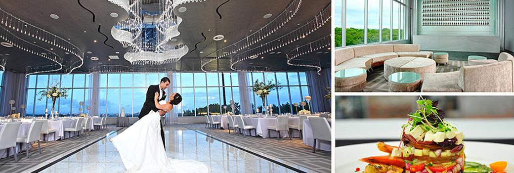 Wedding Ballroom in Manhattan NY - Above Weddings