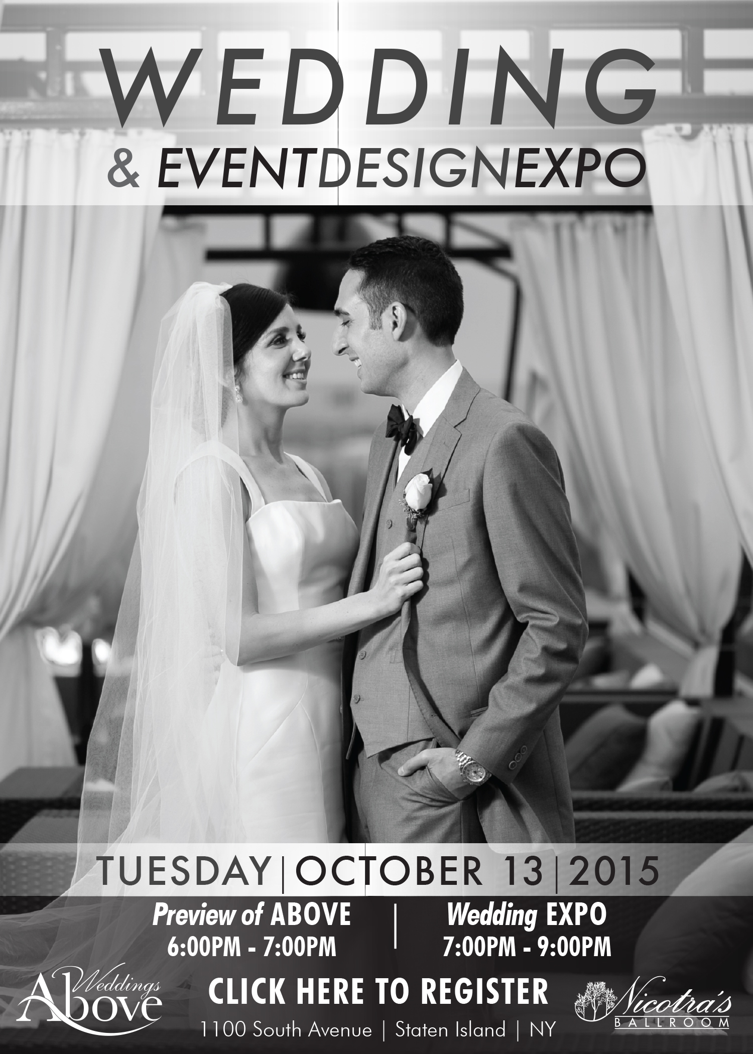 Wedding and events design expo October 13, 2015