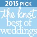 Knot Best of Weddings 2015 - Above Weddings