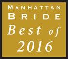 Manhattan Bride Best Of 2016 - Above Weddings